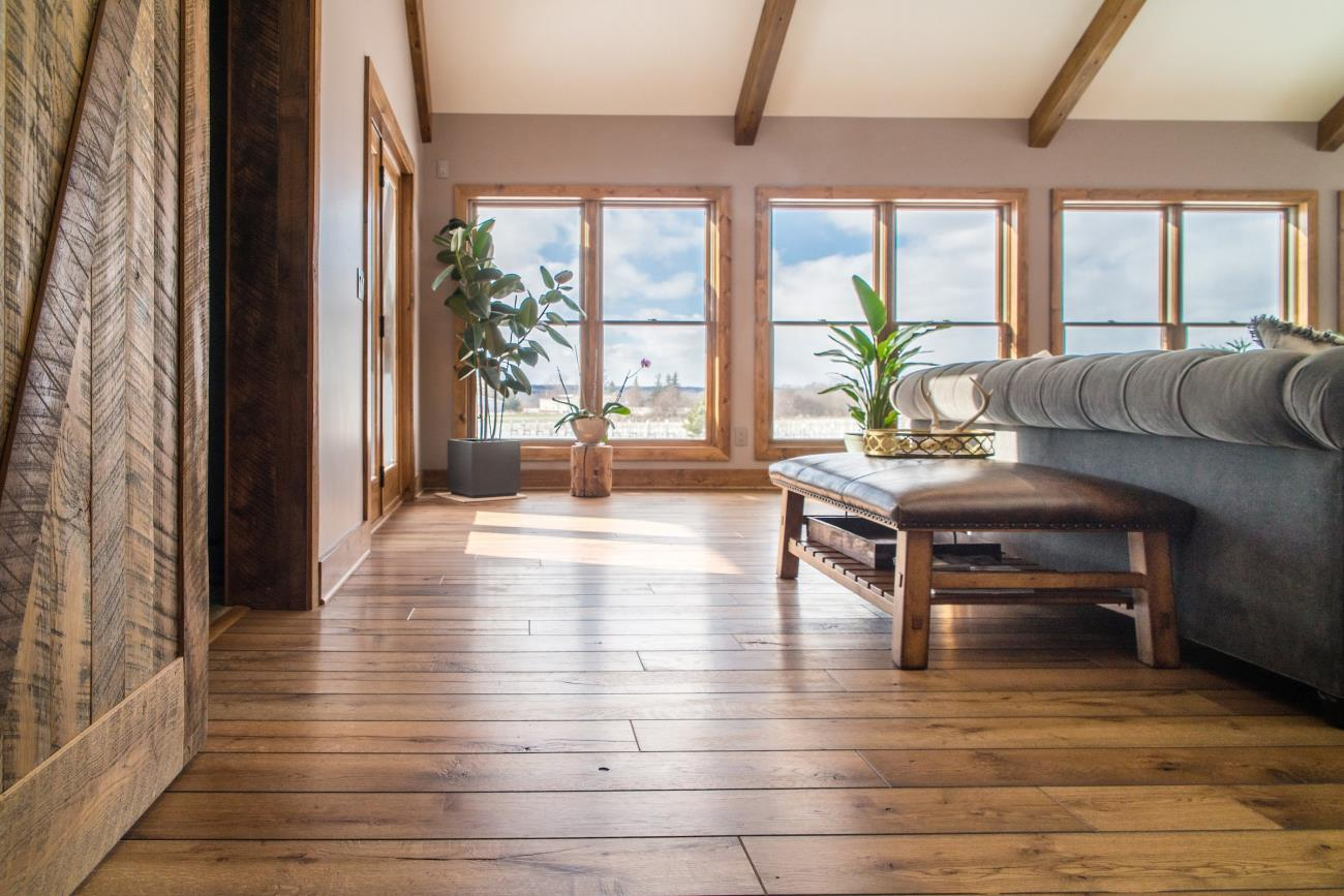 Revel Woods Hardwood Flooring Solves Homeowner's Health Issues