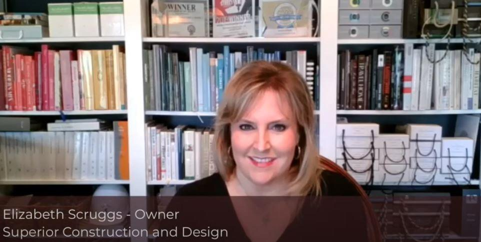 Revel Woods Chats with Elizabeth Scruggs of Superior Construction and Design
